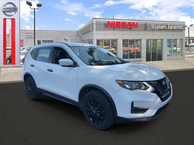 2017 Nissan Rogue S [1]