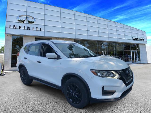 2017 Nissan Rogue S [12]