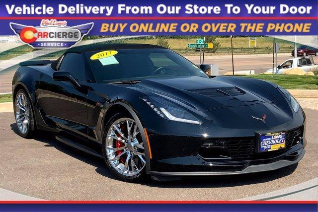 2017 Chevrolet Corvette Z06 2LZ for sale in Colorado Springs, CO
