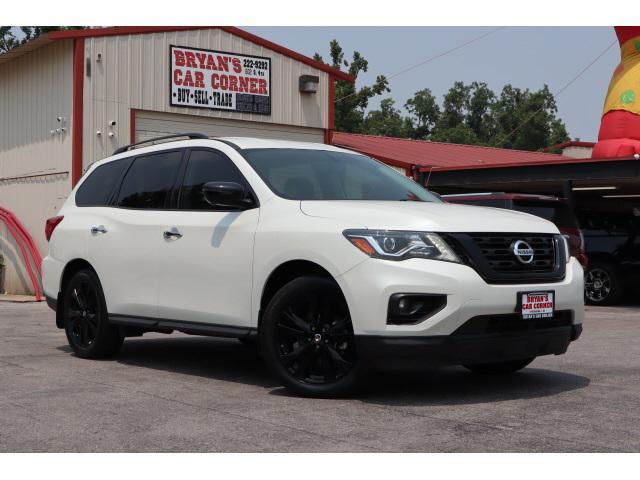 2018 Nissan Pathfinder SL for sale in Chickasha, OK