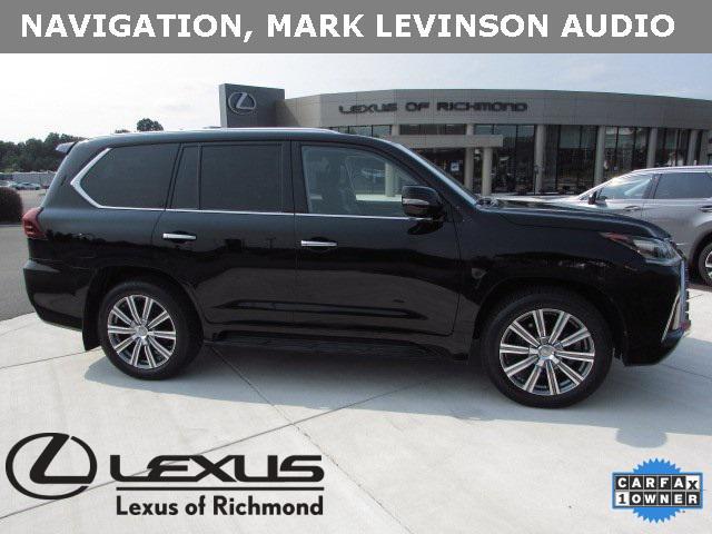 2017 Lexus LX LX 570 for sale in Richmond, VA