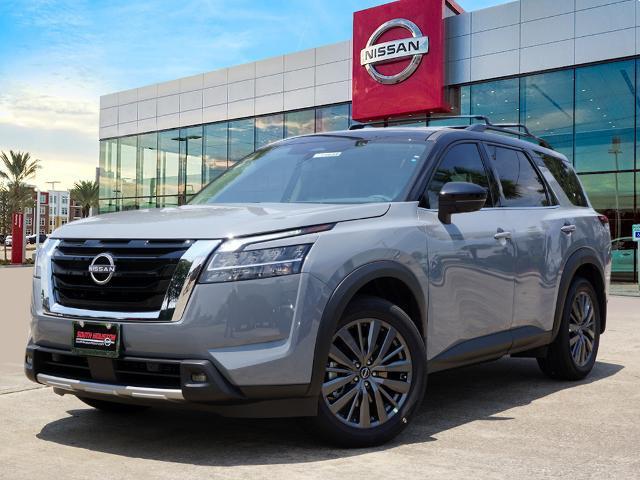 2022 Nissan Pathfinder SL for sale in Houston, TX
