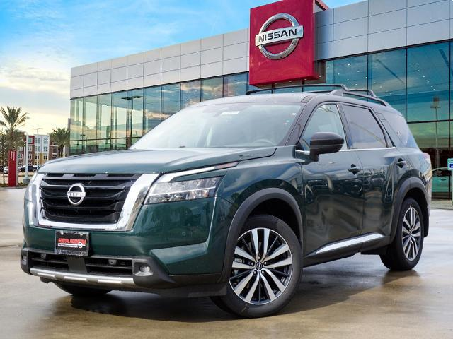 2022 Nissan Pathfinder Platinum for sale in Houston, TX