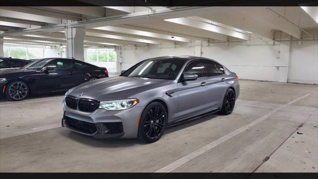 2018 BMW M5 Sedan for sale in Ft. Lauderdale, FL