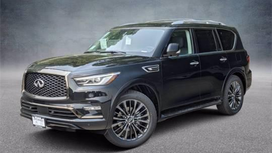 2021 INFINITI QX80 PREMIUM SELECT for sale in Bethesda, MD