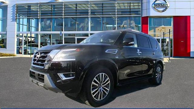 2021 Nissan Armada SV for sale in Rockville, MD