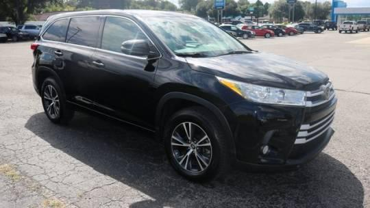 2017 Toyota Highlander LE V6 for sale in Shelby, NC