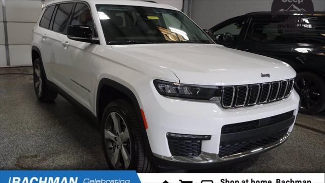 2021 Jeep Grand Cherokee Limited for sale in Jeffersonville, IN