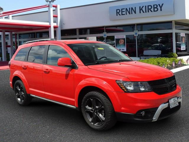 2019 Dodge Journey Crossroad for sale in Frederick, MD