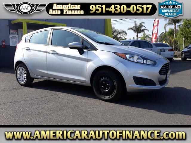 2017 Ford Fiesta S for sale in Riverside, CA