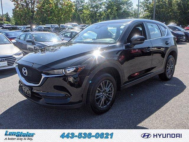 2019 Mazda CX-5 Sport for sale in Owings Mills, MD