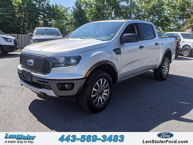 2019 Ford Ranger XLT for sale in Owings Mills, MD