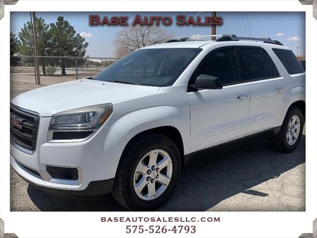 2016 GMC Acadia SLE for sale in Las Cruces, NM