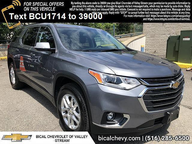2020 Chevrolet Traverse LT Cloth for sale in Valley Stream, NY