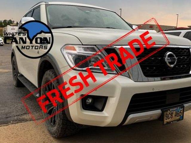 2018 Nissan Armada Platinum for sale in Spearfish, SD