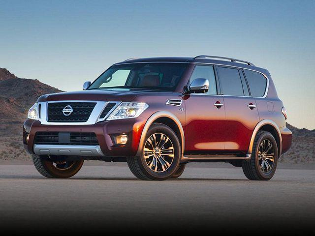 2020 Nissan Armada SV for sale in Arlington, TX