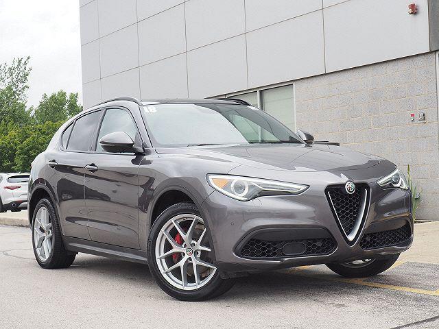 2018 Alfa Romeo Stelvio Ti Sport for sale in Orland Park, IL