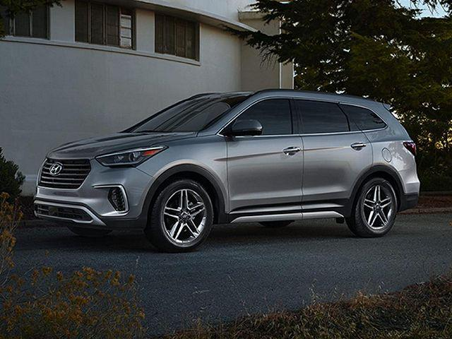 2018 Hyundai Santa Fe Limited Ultimate for sale in Orland Park, IL