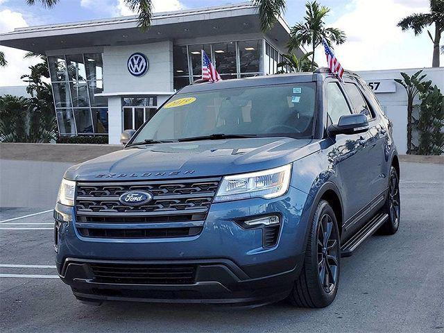 2019 Ford Explorer XLT for sale in Miami, FL