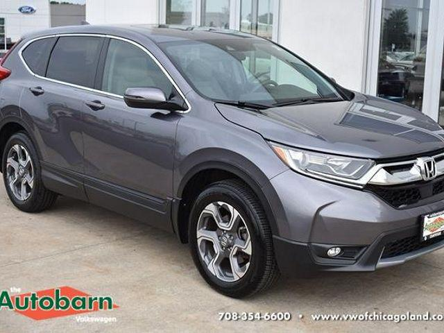2018 Honda CR-V EX for sale in Countryside, IL