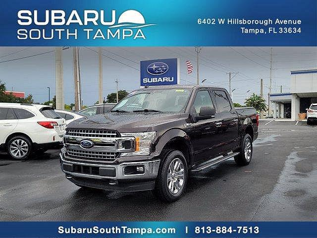 2019 Ford F-150 XLT for sale in Tampa, FL