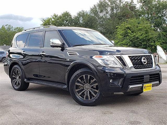 2019 Nissan Armada Platinum for sale in Center, TX