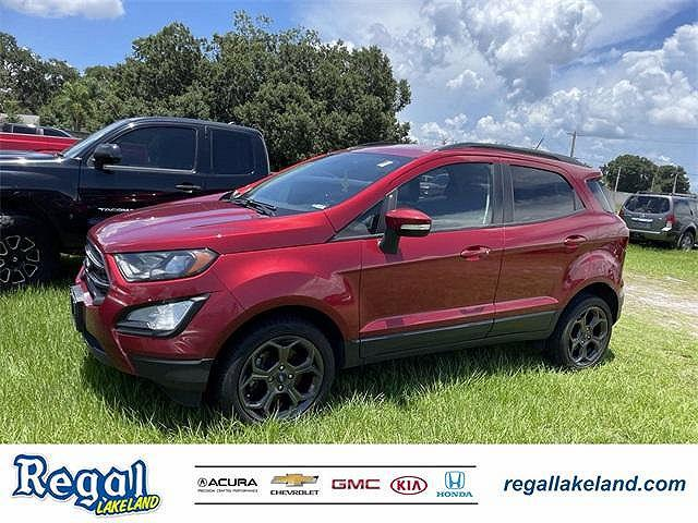 2018 Ford EcoSport SES for sale in Lakeland, FL