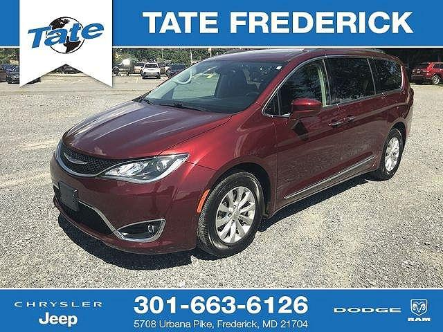 2018 Chrysler Pacifica Touring L for sale in Frederick, MD