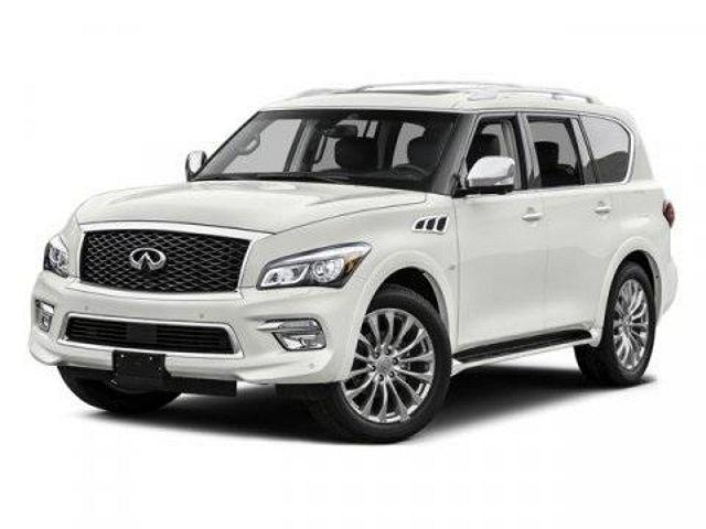 2015 INFINITI QX80 4WD 4dr for sale in Palatine, IL