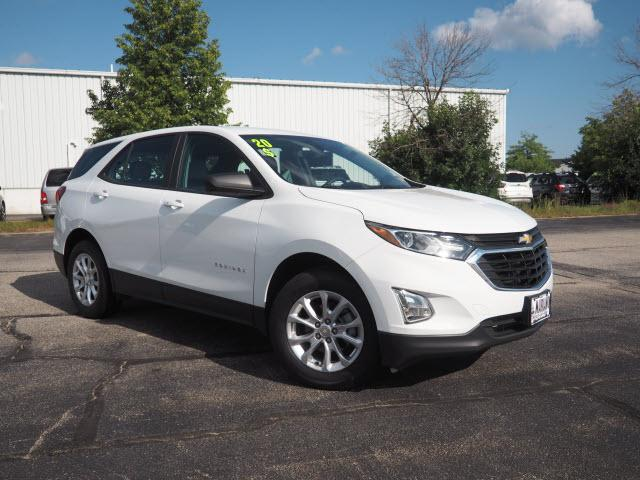 2020 Chevrolet Equinox LS for sale in Concord, NH