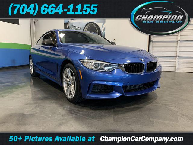 2014 BMW 4 Series 435i xDrive for sale in  Mooresville, NC