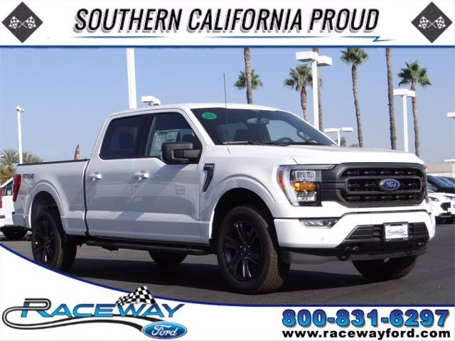 2021 Ford F-150 XLT for sale in Riverside, CA