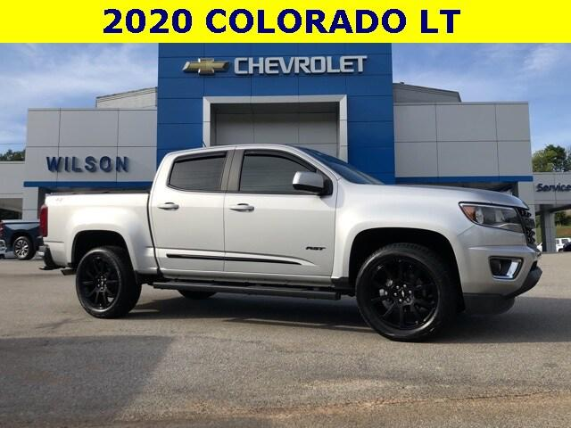 2020 Chevrolet Colorado 4WD LT for sale in Winnsboro, SC