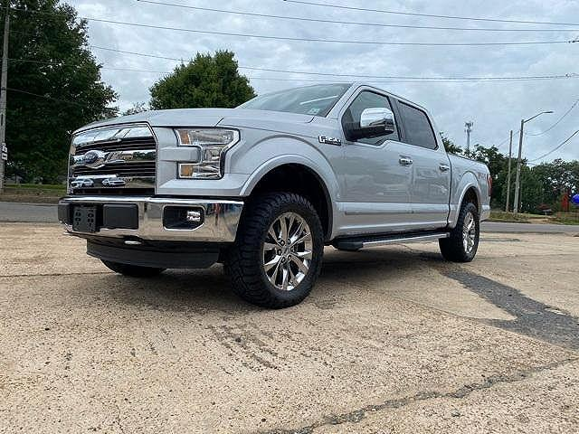 2016 Ford F-150 Lariat for sale in Many, LA