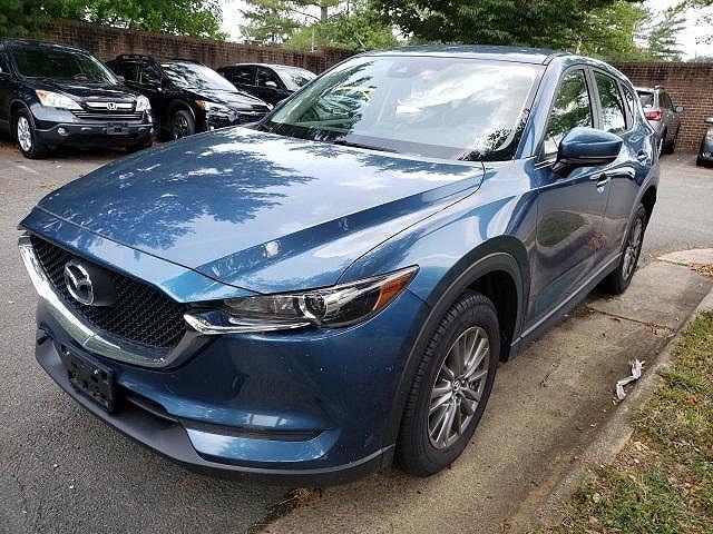 2018 Mazda CX-5 Sport for sale in Alexandria, VA