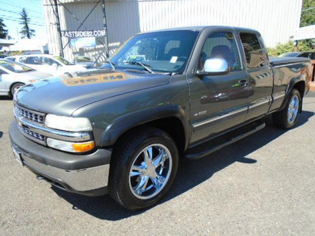 2002 Chevrolet Silverado 1500 LS for sale in Portland, OR