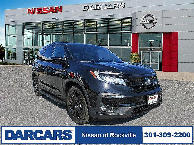2020 Honda Pilot Black Edition for sale in Bowie, MD