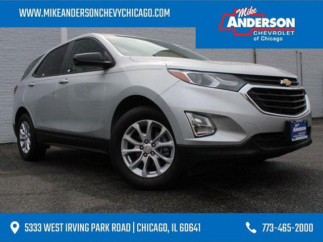 2020 Chevrolet Equinox LS for sale in Chicago, IL
