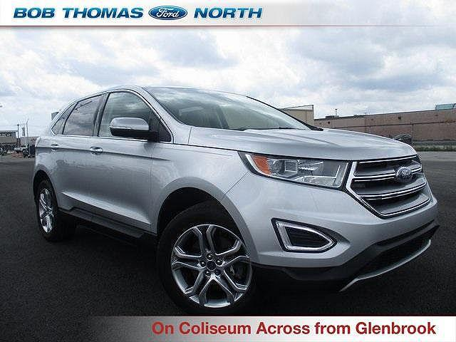 2018 Ford Edge Titanium for sale in Fort Wayne, IN