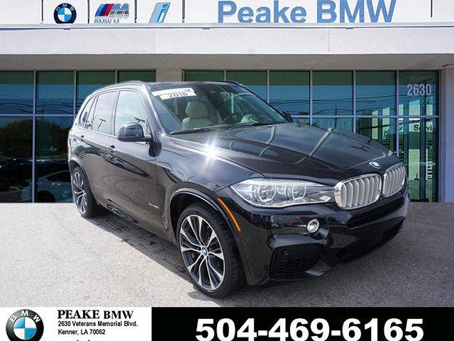 2018 BMW X5 xDrive50i for sale in Kenner, LA
