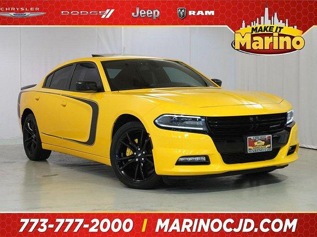 2018 Dodge Charger SXT Plus for sale in Chicago, IL