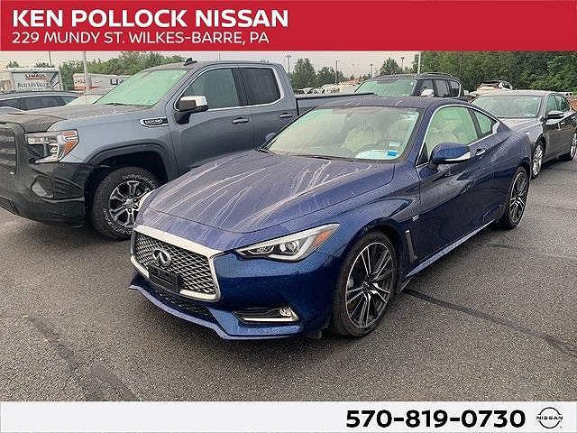 2018 INFINITI Q60 SPORT for sale in Wilkes Barre, PA