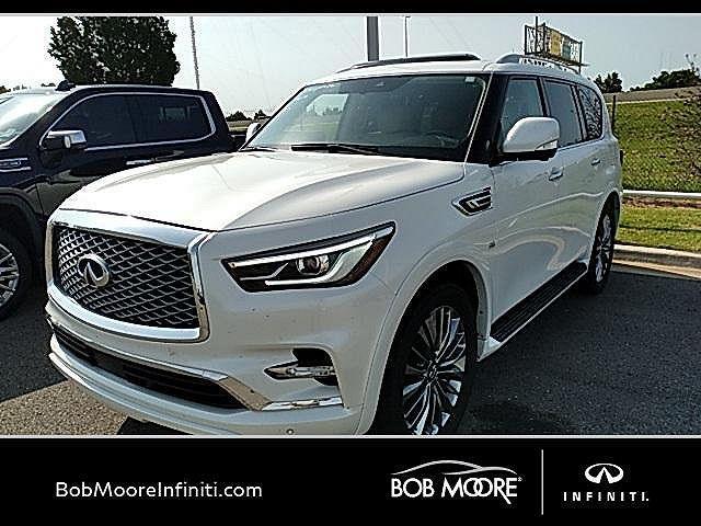 2018 INFINITI QX80 RWD for sale in Oklahoma City, OK