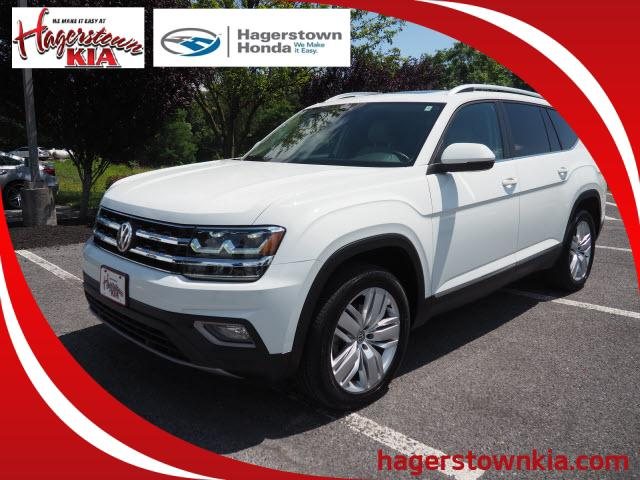2019 Volkswagen Atlas 3.6L V6 SEL for sale in Hagerstown, MD