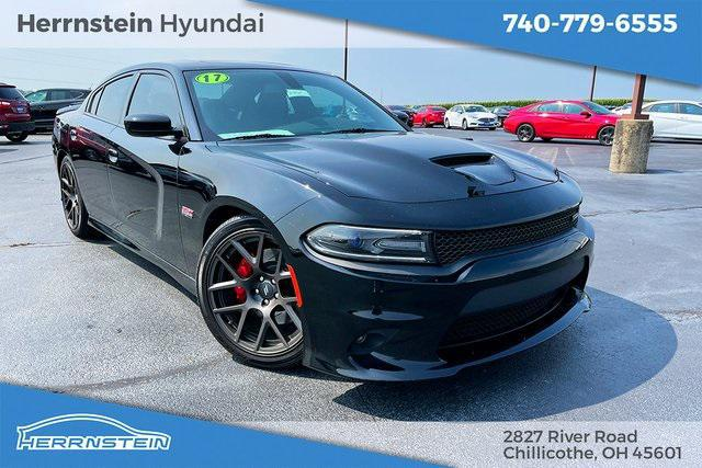 2017 Dodge Charger R/T Scat Pack for sale in CHILLICOTHE, OH
