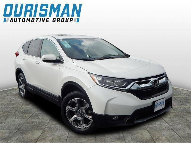 2017 Honda CR-V EX-L for sale in Rockville, MD