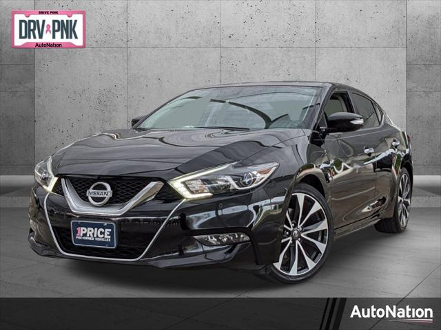 2017 Nissan Maxima SR for sale in North Richland Hills, TX