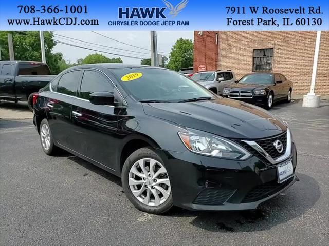 2019 Nissan Sentra SV for sale in Forest Park, IL
