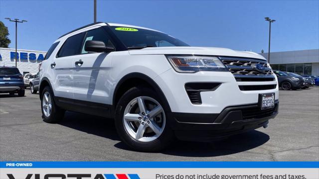 2018 Ford Explorer Base for sale in Woodland Hills, CA