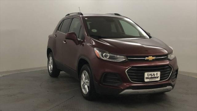 2017 Chevrolet Trax LT for sale in Rushville, IN